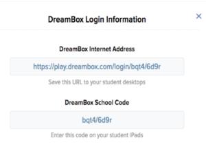 Dreambox login info