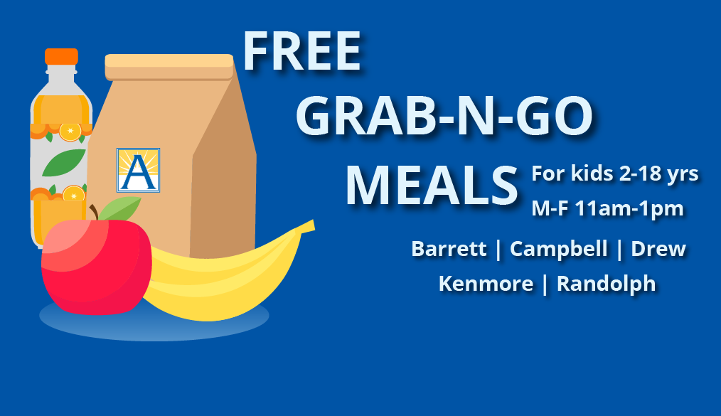 Free Lunch/Breakfasts and Other Resources